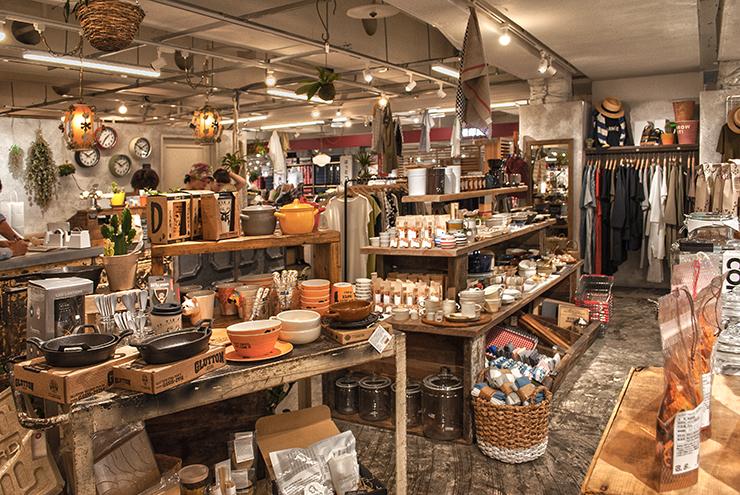 AIDA general store