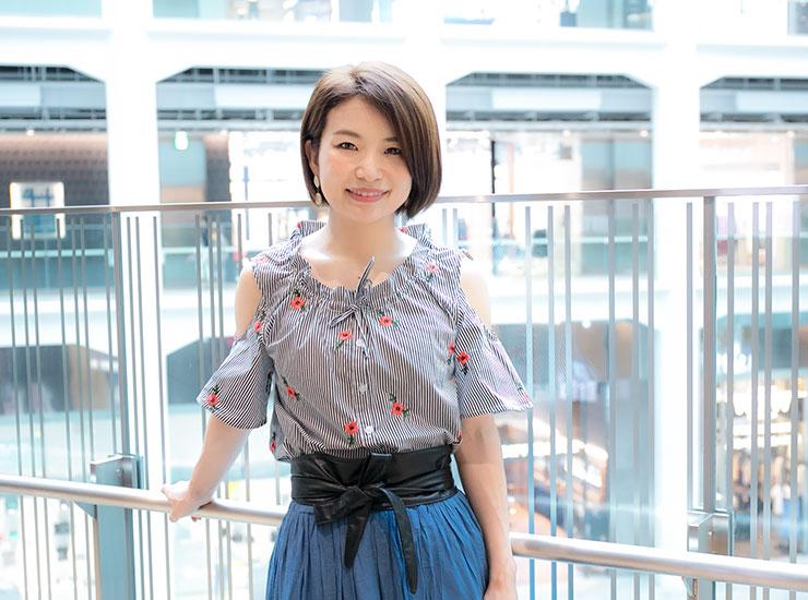 コーベルクローゼット インタビュー 美容ブロガー・サロンモデル Aiさん