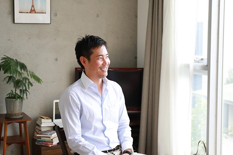 コーベルクローゼット インタビュー モデル事務所社長 鶴井宗貴さん