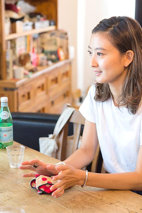 コーベルクローゼット インタビュー フードスタイリスト米澤可奈子さん